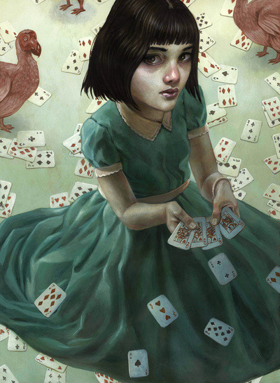 Alice Liddell by Casey Weldon