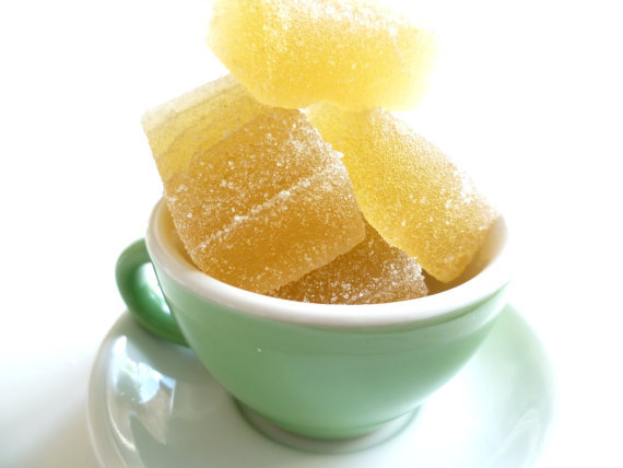 friday night sweet craving: pâte de fruits…delicious jellies made of real fruit puree