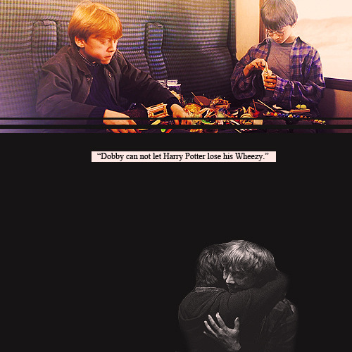 """The thing Harry Potter will miss most sir!"""