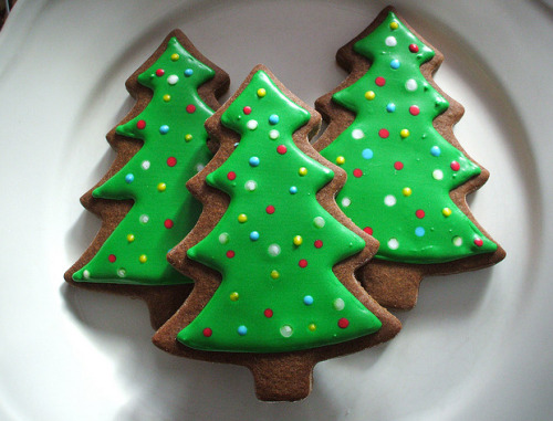 let-it-sn0w:  i cant wait for xmas cookies mmm