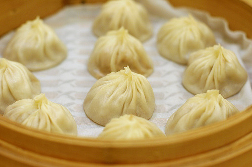 I miss fresh handmade dumplings.