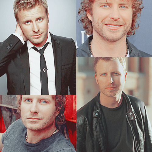 "notyourdarling:  100 PEOPLE I LOVE → DIERKS  BENTLEY  ""Country music has always been the best shrink that 15 bucks can buy."""