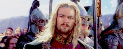 l-o-t-r:  Eomer, King of Rohan