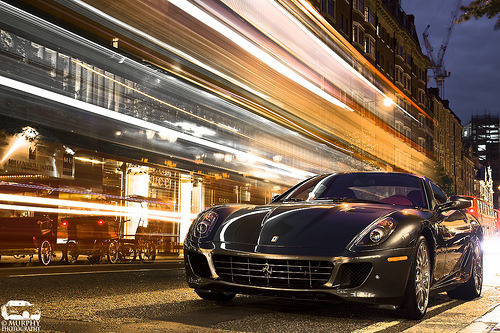 automotivated:  Ferrari 599 GTB Fiorano (by Murphy Photography)