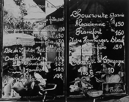 Paris restaurant, Boulevard St Michel, Paris, c.1954Photograph by John Deakin