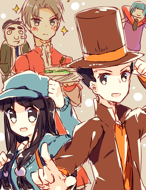 http://namface.tumblr.com/post/10315448774/professor-layton-x-ace-attorney-confirmed