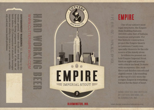 weandthecolor:  Beer label designs by designer and illus­tra­tor Kurtis Beavers.   Check out more here. More graphic design inspiration. posted byW.A.T.C. // Facebook // Twitter // Google+