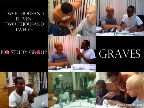 September 14, 2011 we had a Biology Study Session in Douglass Hall. Graves Hall 2011-2012