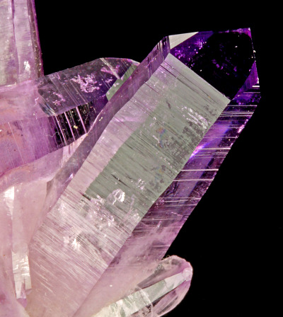 mineralia:  Amethyst from Mexico