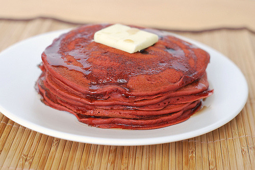 (via Red Velvet Pancakes | Fake Ginger)