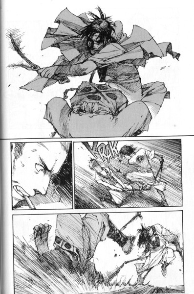 Hiroaki Samura, Blade of the Immortal, Vol. 8