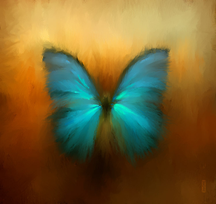 Butterfly by rhads