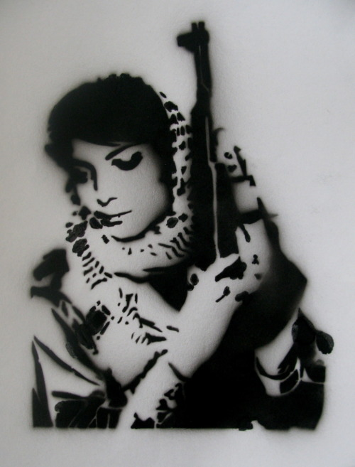 """Leila Khaled remains one of the most inspirational and influential leftist anti-imperialist women in the post-Second World War period. Leila Khaled remains active today in the leadership of the Palestinian revolution, as she is one of the central committee members of the Popular Front for the Liberation of Palestine (PFLP) as well as a representative of the Palestinian National Council. """
