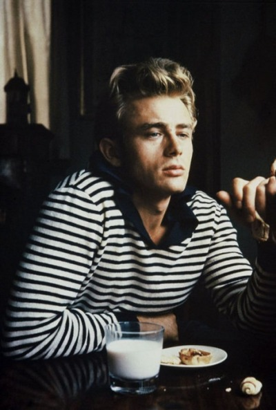 I will forever be a James Dean fan.