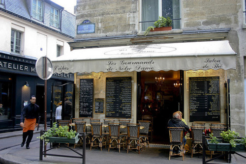 Paris Restaurant - Les Gourmands de Notre Dame  | by © Nina's Clicks