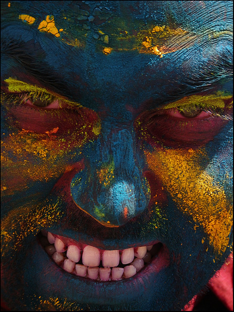 HOLI AVATAR by Sukanto Debnath on Flickr.