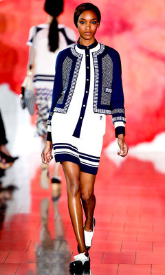 prepfection:  Tory Burch Spring/Summer 2012