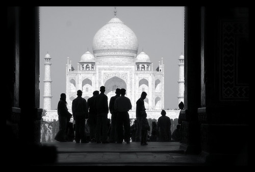 Taj Mahal by wili_hybrid on Flickr.