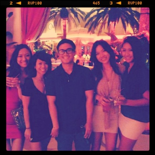 Love my familia. Happy birthday P.Y! (Taken with instagram)