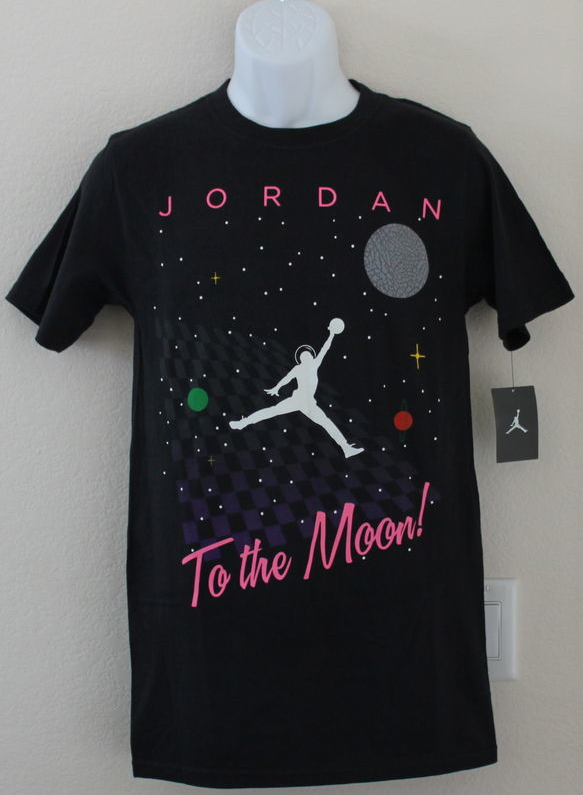 The stars on this tee glow in the dark. Also: I just bought this.