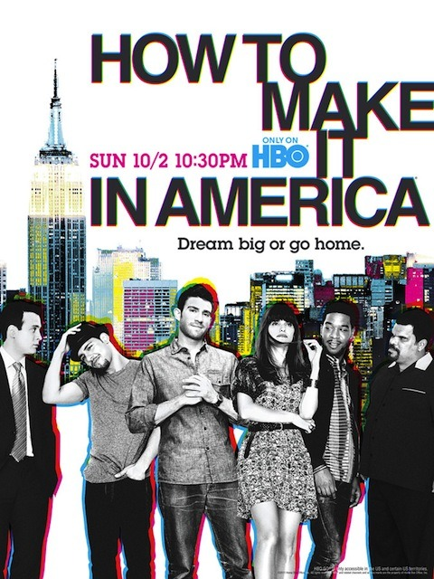 How To Make It In America Season 2 Posters