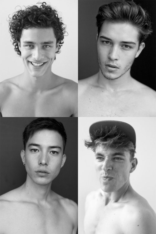 thefashionisto:  (via Casting Call: New York Fashion Week Spring 2012 Edition | Dale Toogood, Francisco Lachowski, Lucas Goosens & Sen Mitsuji by Nikolai de Vera)