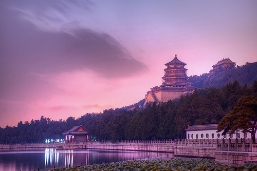 westeastsouthnorth:  Summer Palace, Beijing, China