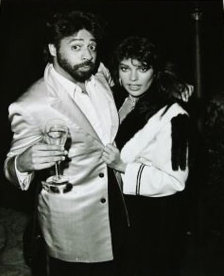 anotherloverholenyohead:  Morris Day and Apollonia