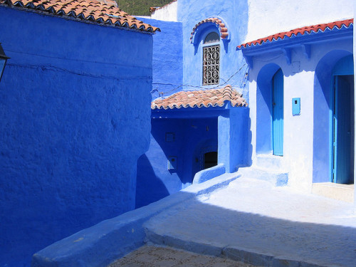Morocco, Chefchaouen, Chaouen by jon starbuck on Flickr.Morocco is definitely on my bucket list.