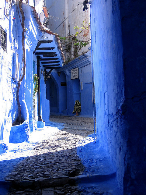 Morocco, Chefchaouen, Chaouen by jon starbuck on Flickr.