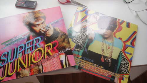 OH MY GOD! MY ALBUMS HAVE ARRIVED~ i COULDN'T BE MORE HAPPY ~! ;D
