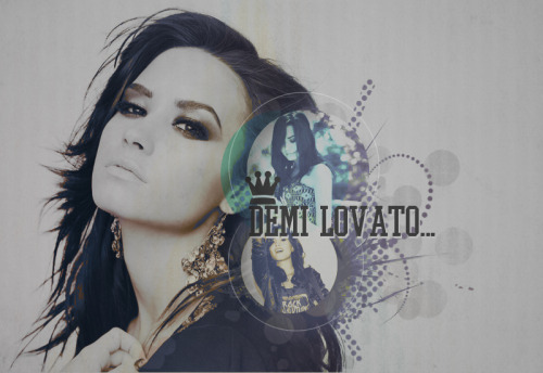 I can listen to Demi's songs all day and not get bored.