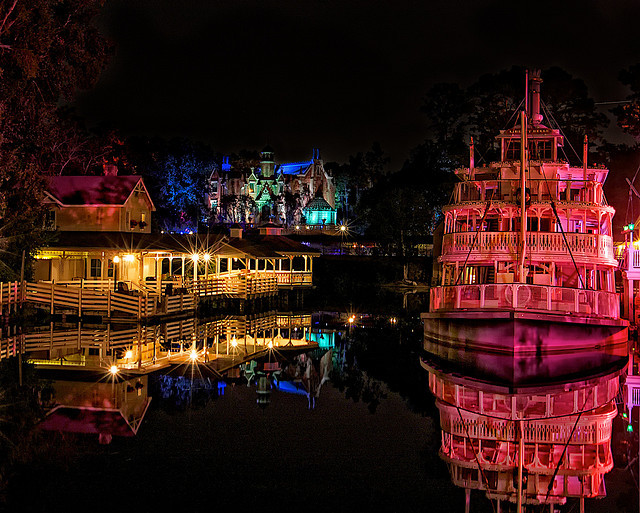 Magic Kingdom - Liberty Square By Matt Pasant