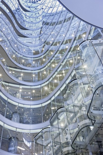 theabsolution:  1 Bligh Office Tower by Ingenhoven Architects