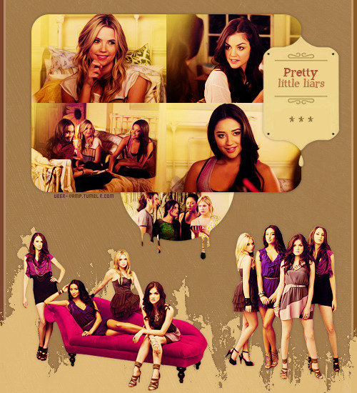 Top 20 Favorite TV Show (in no particular order): #2 Pretty Little Liars