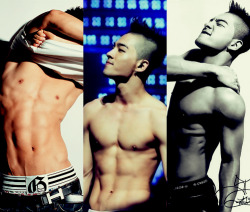 youngbae shirtless is……. best! :)