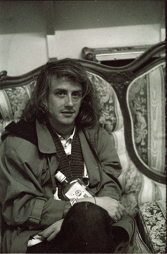 christopher owens. by Elizabeth Dire on Flickr.
