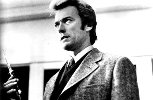 ovadiaandsons:  Dirty Harry ;  Clint in Tweed