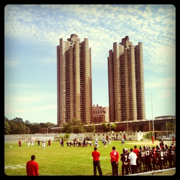 City Gridiron / DeWitt Clinton High School / Bronx. NY / 09.17.11 / 12:20PM