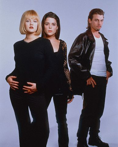 Scream  promoshoot.