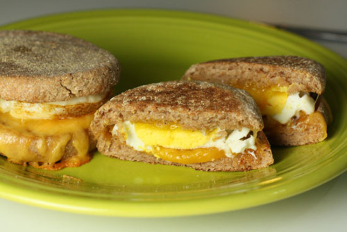 FOUND. Breakfast Sandwiches