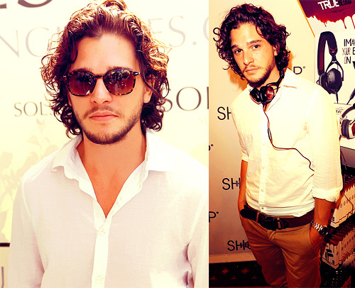 Kit Harington at the 9th annual BAFTA Tea Party in Los Angeles