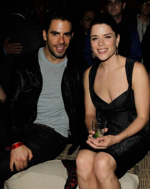 Scream 4 L.A. premiere after-party.