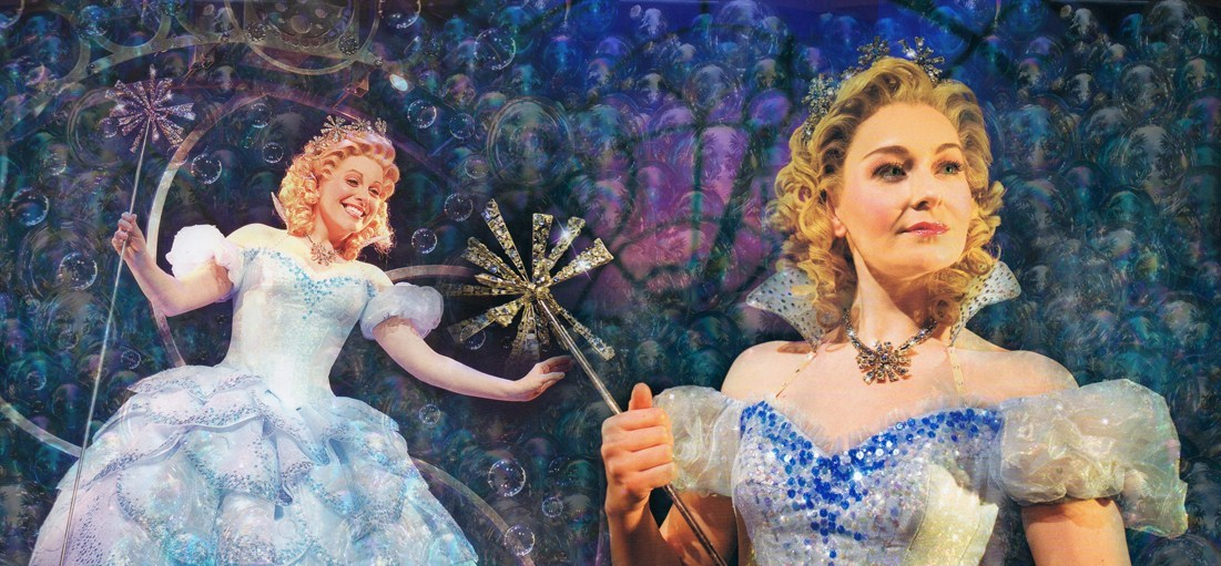 HQ Wallpaper. London Glinda's Louise Dearman and Chloe Taylor
