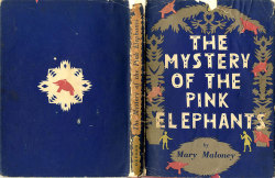The Mystery of the Pink Elephants