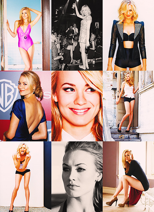 blairenas:  My Biggest Crushes (in alphabetical order) - Yvonne Strahovski