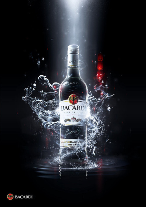 Never quite made it to publication, but great ad nonetheless! Client: Bacardi Title: Shoot and Fly Artist: Peter Jaworowski Produced at: Ars Thanea