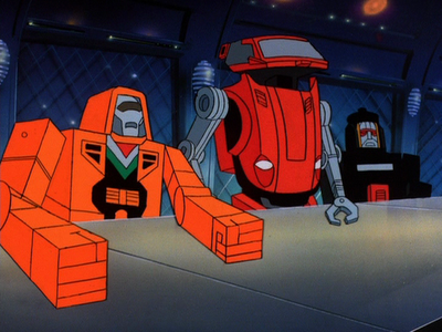 gold star for gobots.
