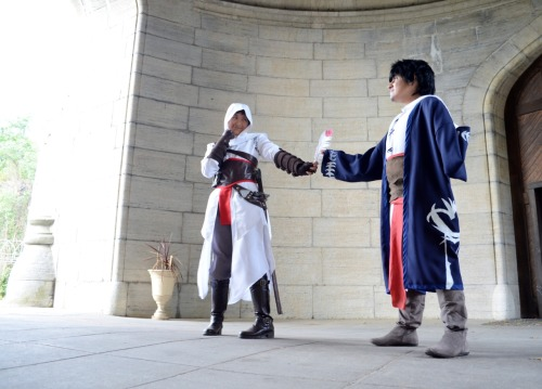 jubeichan:  Assassin's Creed: Altair - Amanda Malik - Me Photo by - Cassi