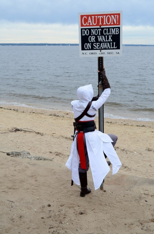 jubeichan:  Assassin's Creed: Altair - Amanda Photo by - Cassi